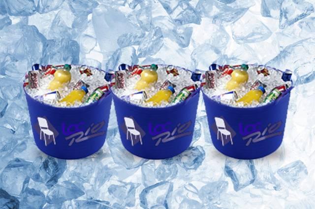 Somos o melhor provedor de aluguel de Tinas para gelo - RJ