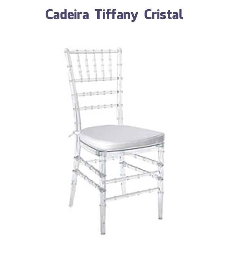 Cadeiras Tiffany para Casamento
